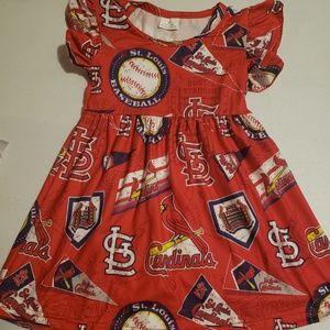 Cardinal dresses